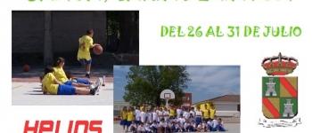 III Campus de Iniciación al Baloncesto Santa María de Cayón