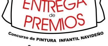 Entrega de premios de pintura infantil, belenes y engalanamiento de casas mañana 22 de diciembre