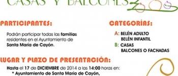 XX Concurso de Belenes y XVI Concurso de Engalanamiento de Casas y Balcones