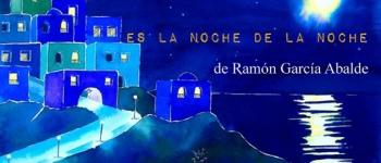 """Presentación del libro de poesía """"Es la noche de la noche"""", de Ramón García Abalde"""