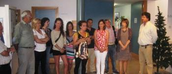 Exposición de alumnos del IV curso de fotografía en una nueva edición de Arte- Salud
