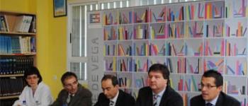 """El Consejero de Educación, Cultura y Deporte visitó en  el Instituto """"Lope de de Vega"""" las instalaciones de Formación Profesional, calificando al centro como """"unos de los mejores centros de Formación Profesional de Cantabria"""""""