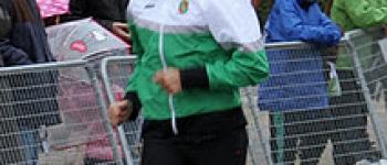 La Atleta del E.D.M.Cayon-Helios Dica Merche Palacios, vence en el Cross Internacional de Soria