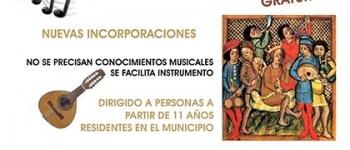 Abierto el plazo de inscripción para la Rondalla Julio Maruri de Santa María de Cayón