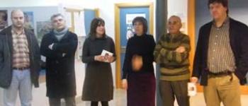 El Ayuntamiento de Santa María de Cayón inauguró el día 23 de enero la exposición 'ArteSalud 2009'