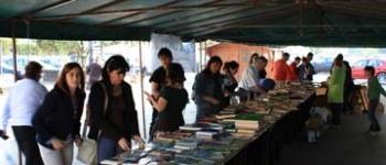 Conmemoración del Día del Libro. VII Feria del Libro Usado