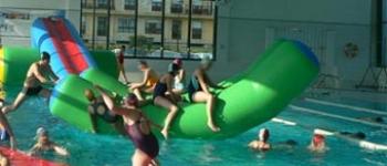 Las instalaciones de las piscinas municipales se afianzan dentro de la vida deportiva y de ocio del municipio de Santa María de Cayón