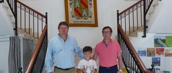 Alejandro Sal Prieto Subcampeón de España  de Golf  categoría Benjamín Pitch&Putt.