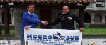El Ayuntamiento de Santa María de Cayón y MOUROSUB se asocian en la organización de cursos de buceo y salidas medioambientales