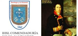Actos de homenaje al Brigadier de la Real Armada Española, Juan Antonio Gutiérrez de la Concha, nacido en Esles