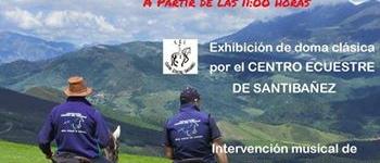Exhibición de doma clásica el próximo 23 de agoswto en La Abadilla de Cayón