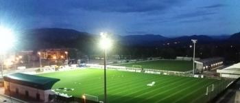A buen ritmo las obras de remodelación del campo de fútbol