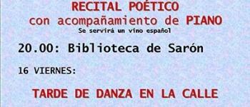 Inauguran de las Jornadas Culturales Valle de Cayón en la Biblioteca Jerónimo Arozamena  este jueves 15 de junio a las 20.00 horas