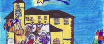 """El lunes 21 de diciembre, se entregarán los premios del XII Concurso Navideño de Pintura Infantil, organizado por la Concejalía de Educación, Cultura y Juventud y El Centro de Educación """" La Escuela """" de Argomilla"""