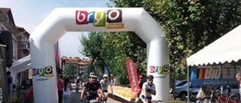 Gran éxito de la I Marcha Solidaria en Mountain Bike de Santa Maria de Cayón