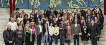 El consejero de Educación, Cultura y Deporte acude al acto de celebración del XX  Aniversario del Instituto de Educación Secundaria Lope de Vega.