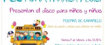 """No te pierdas el próximo viernes el nuevo disco de MESTURA """"Poemas de Caramelo"""""""