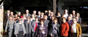 El coro Ronda Valle de Cayón celebró Santa Cecilia