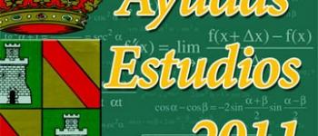 """Aprobada la nueva convocatoria de """"Ayudas a estudios del nuevo curso escolar 2011-2012"""""""