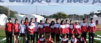 XLVI Campeonato de España Campo a Través por Clubes de la E.D.M Cayón-Norquimia