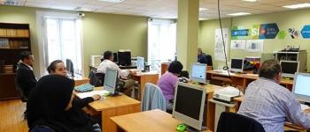 Curso de informática básica e internet en Sarón