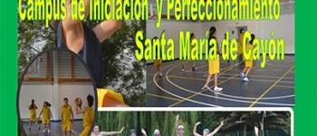¿Quieres divertirte y aprender a jugar al baloncesto?. ¡Apúntate al VII Campus de Baloncesto de Cayón!