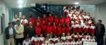 Presentada la Escuela Municipal de Atletismo, junto con los profesionales del Norquimia