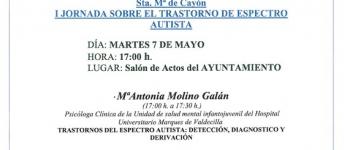 I Jornada sobre el Trastorno de Espectro Autista