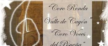 El próximo 27 de diciembre, Encuentro Coral Navideño en Santa María de Cayón