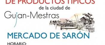 13 y 14 de mayo, Celebración de la séptima edición de la Feria de Productos Franceses de Gujan Mestras en el Mercado de Sarón.