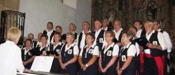 Gran éxito del II Encuentro de Coros del Valle de Cayón .