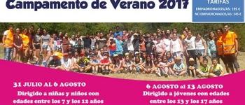 Se abre el plazo de inscripción al Campamento de Verano organizado por la Mancomunidad de Servicios Sociales de Castañeda, Santa María de Cayón, Penagos y Saro .