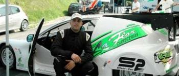 Positivo fin de semana en Ubrique para el piloto Juan Castillo, que cuenta entre otros, con el apoyo del Ayuntamiento