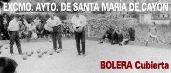 IV Torneo de Bolos.Veteranos 2009.Organizado por el Ayuntamiento de Santa María de Cayón