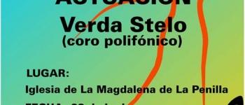 Concierto el domingo 28 de junio en La Penilla
