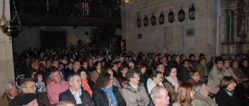Gran éxito de público del concierto de Navidad de los coros del municipio
