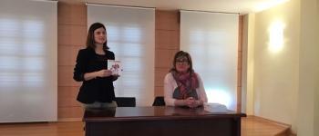 """Sylvia La-Go presentó su libro """"Nala y sus amigos"""" en la biblioteca municipal """"Jerónimo Arozamena"""""""