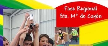 Jugando al Atletismo.Fase regional.25 de Abril a las 11:00h. en el Polideportivo Municipal