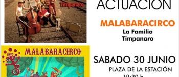 Nueva Actuación en Sarón, Malabaracirco