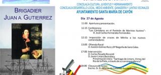 CCI Aniversario de la muerte del Brigadier de la Real Armada Española D. Juan Antonio Gutiérrez de la Concha