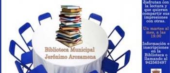 La Biblioteca comienza el curso pensando en los niños y en los mayores: Cuenta cuentos para los más pequeños y Club de Lectura para los mayores