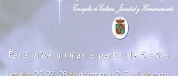 Abierto el plazo de inscrpciones para el Taller de Títeres Navideños, en la Biblioteca de Sarón
