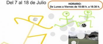 Apúntate y participa en el IX Campús de Futbol, este verano en Santa María de Cayón