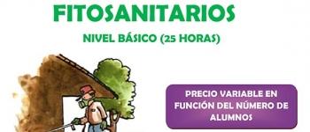 Nuevo curso de Aplicador de Productos Fitosanitarios nivel básico