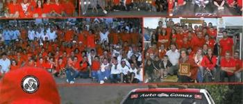 Celebrado este fin e semana el VI Rallye Cristian Lopez Herrero