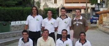 El Ayuntamiento de Santa María de Cayón felicita a las Peñas Bolísticas ascendidas de categoría