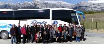 Jornada de buen clima y compañerismo en la excursión a La Rioja.