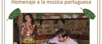 La Biblioteca de Sarón acoge un concierto de música portuguesa del Dúo Mestura