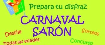 Ve preparando tu disfraz para disfrutar del Carnavel el próximo 22 de febrero