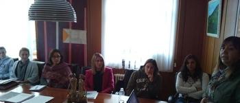 Charla sobre prevención de la violencia de género para empleados/as públicos del Ayuntamiento de Santa María de Cayón